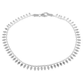 Chain bracelet in gold 14kt