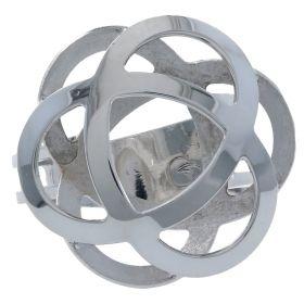 """Anello """"Atomo"""" in argento"""