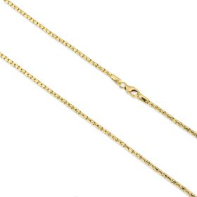 14kt yellow gold korean chain