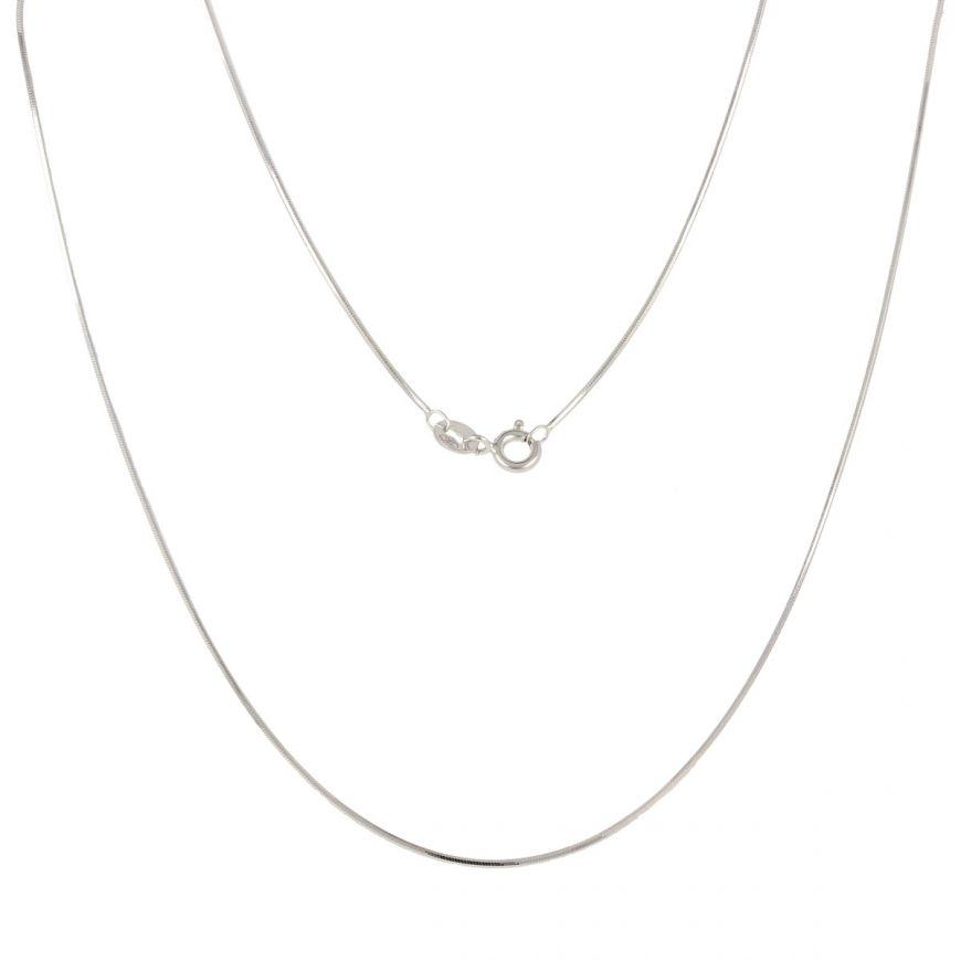 White gold snake chain | Gioiello Italiano