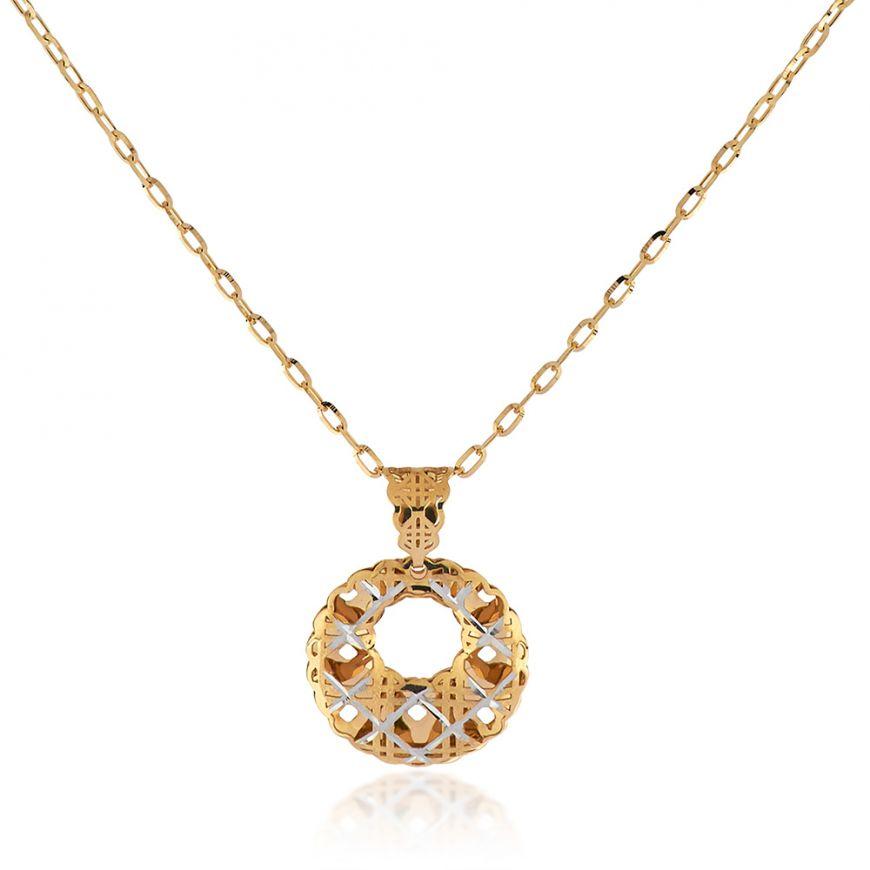 14kt yellow gold necklace | Gioiello Italiano