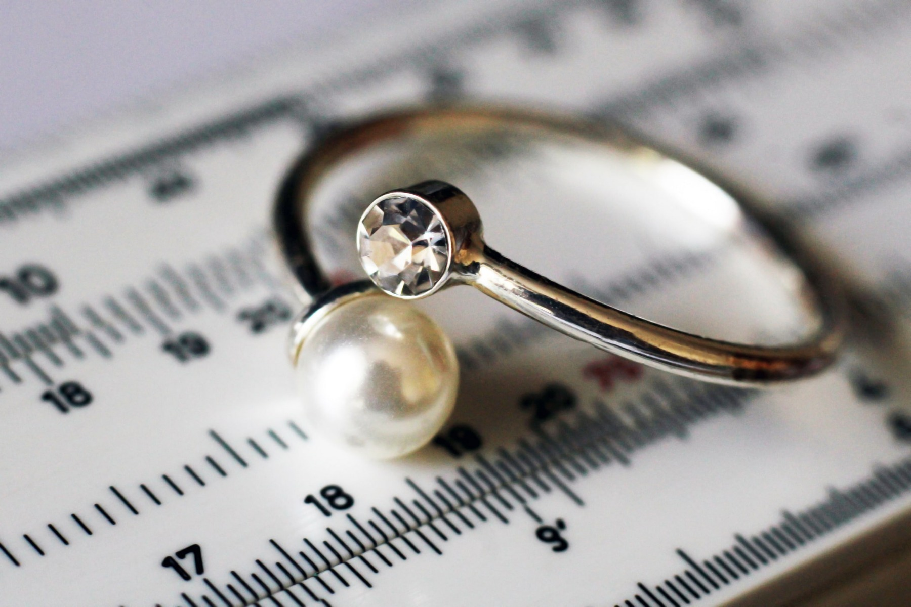 Misurare gli anelli