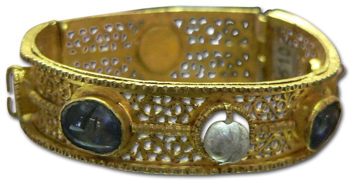 bracciale bizantino