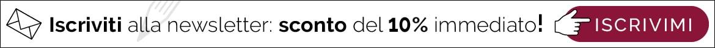 Sconto Newsletter | Gioiello Italiano
