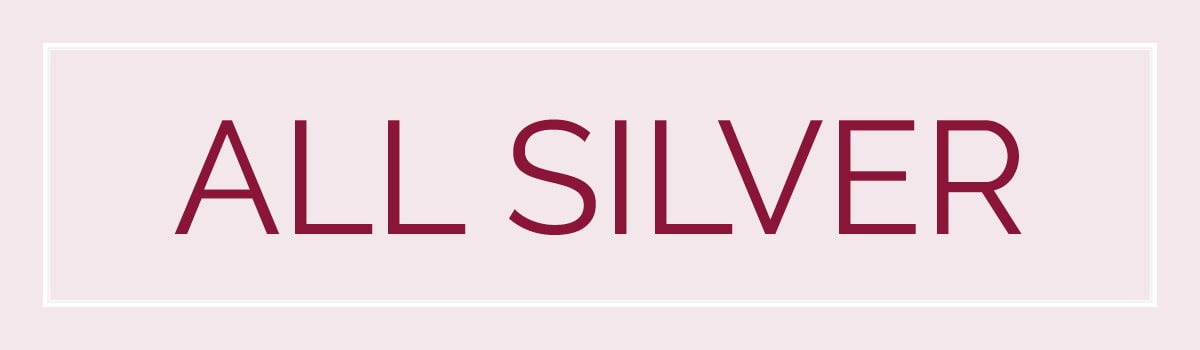 All Silver Jewelry