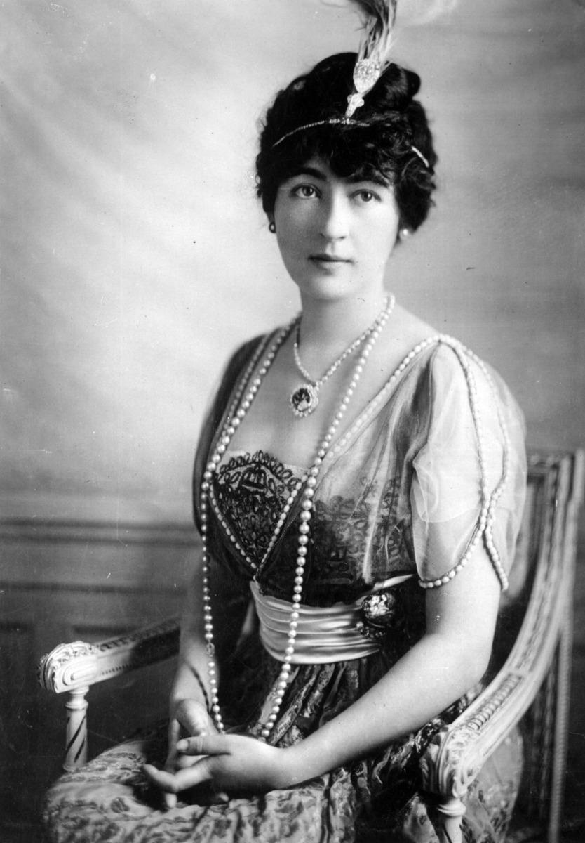 Evelyn McLean Diamante Hope