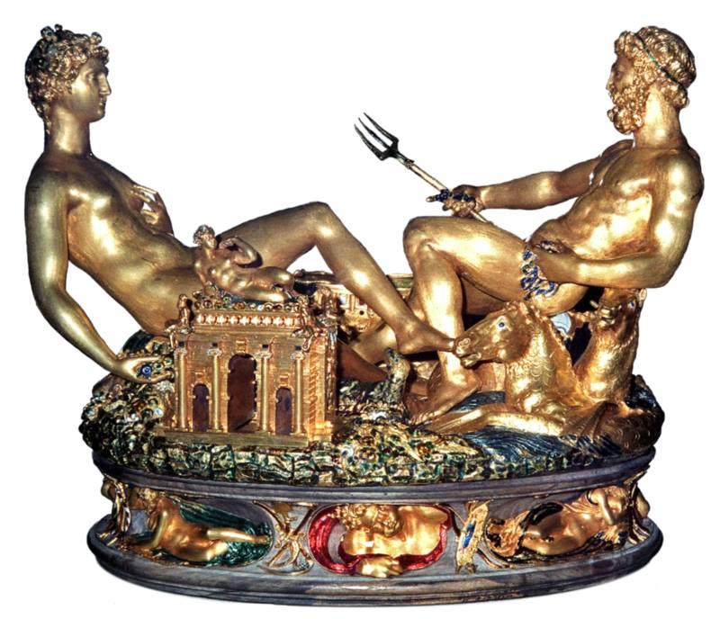 Saliera di Francesco I
