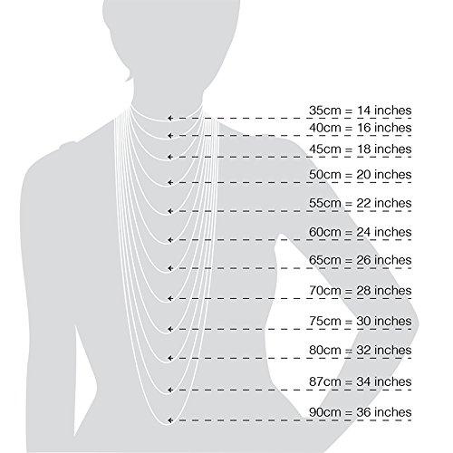 misura collane